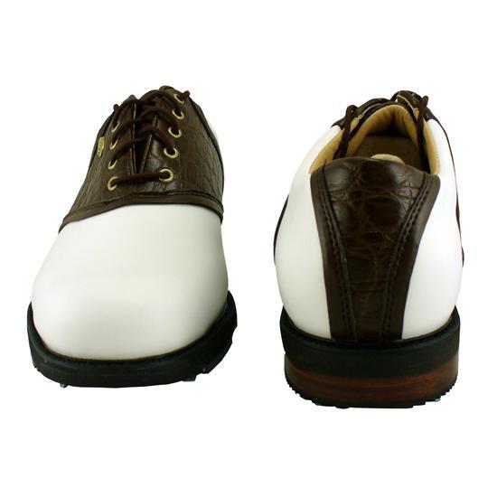 sr New men's Etonic black golf shoes