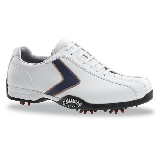 Callaway Men S Chev Series Leather Waterproof Golf Shoes