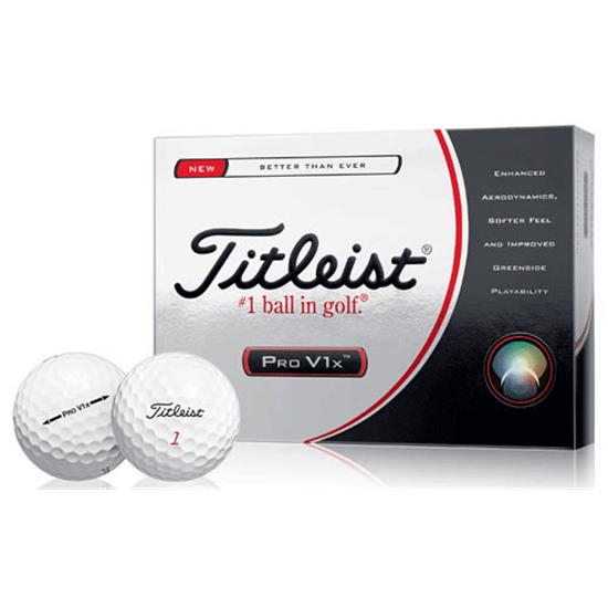 Titleist 2008 Pro V1x Golf Balls