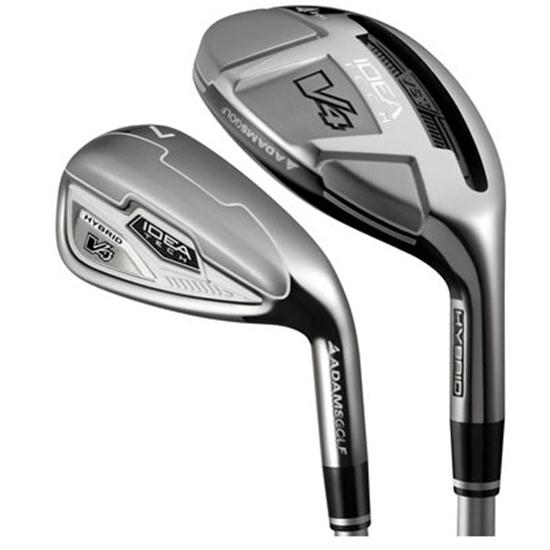 Adams Golf IDEA Tech V4 All Hybrid Iron Set for Women
