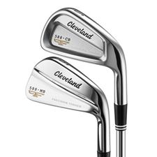 Cleveland Golf 588 Forged MB/CB Iron Set