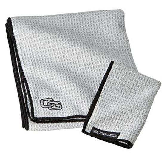 Club Glove Microfiber Caddy Towel