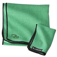 Club Glove Personalized Microfiber Caddy Towel - Green