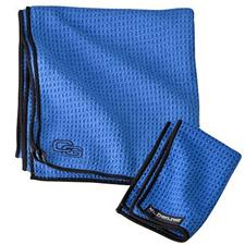 Club Glove Personalized Microfiber Caddy Towel - Royal Blue