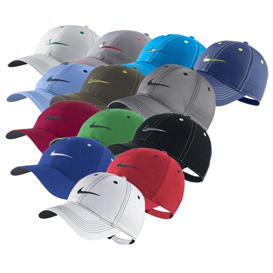 Nike Men's Contrast Stitch Caps