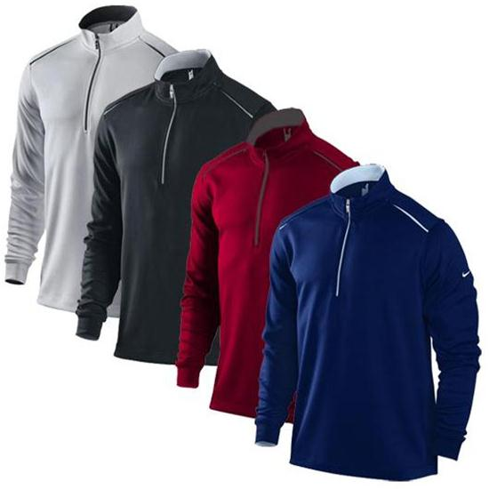 Nike Men's Dri-Fit 1/2 Zip Cover Up