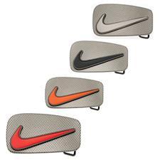 Nike Laser Enamel Swoosh Buckle