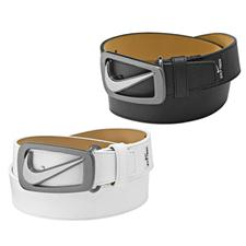 Nike Signature Swoosh Cutout One Size Belt