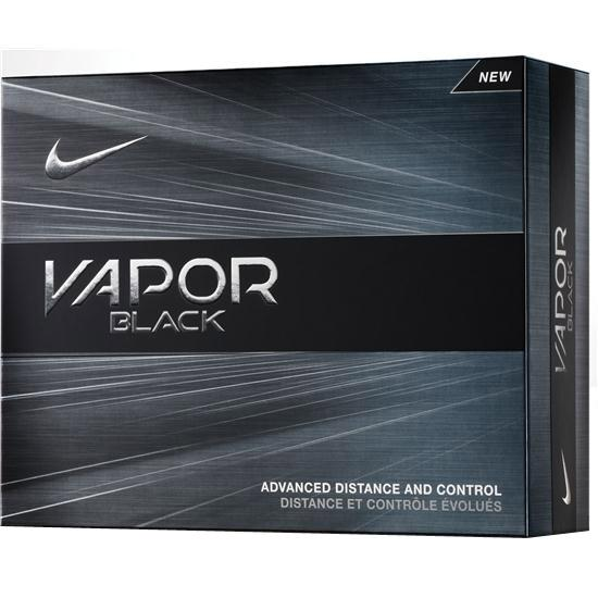 Nike Vapor Black Golf Balls