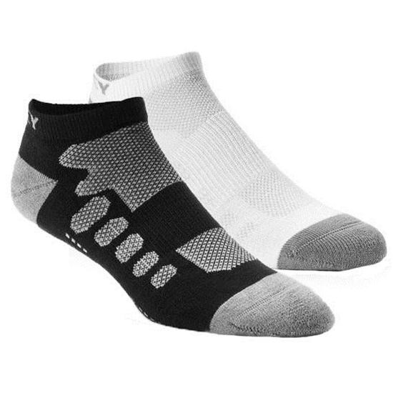 Oakley Men's Performance Tech No Show Sock - 2 Pair