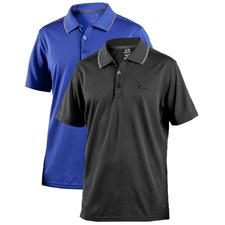Oakley Men's Ribbed Collar Polo