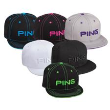 PING Men's Flat Bill Hat
