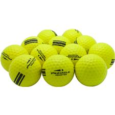 Pinnacle Yellow Practice Golf Balls
