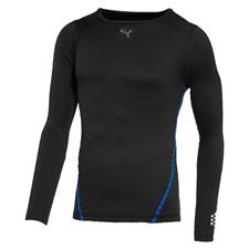 Puma Men's Long Sleeve Performance Tee