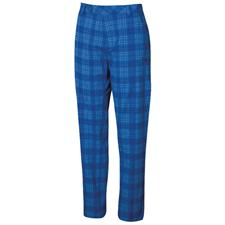 Puma Men's Plaid Tech Pant