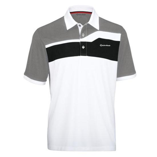 Taylor Made Men's Colorblocked Polo
