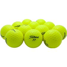 Titleist Gran Z Yellow Logo Overrun Golf Balls