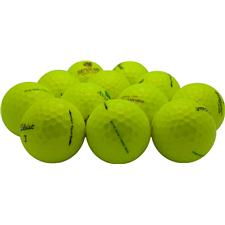 Titleist NXT Tour S Yellow Logo Overrun Golf Balls - 2012 Model
