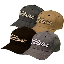Titleist Men's Performance Nailhead Golf Hat