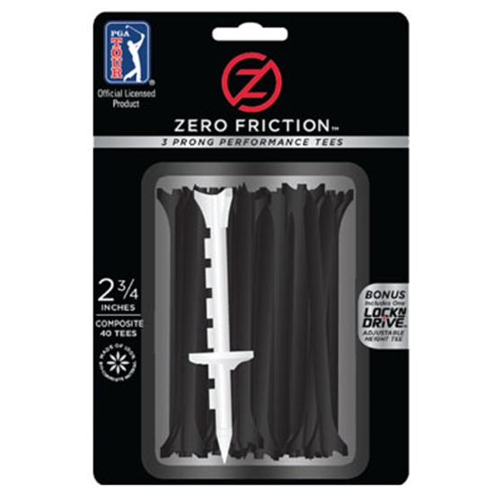 Zero Friction 2 3/4 Inch Golf Tees