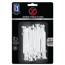 Zero Friction 3-1/4 Inch Performance Golf Tees