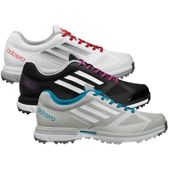 adidas adizero sport golf shoe for golfballs
