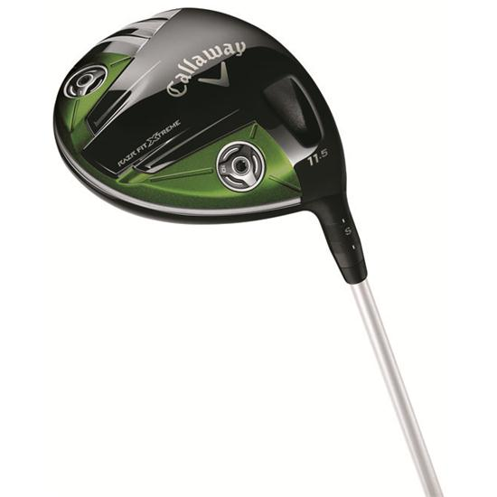 Callaway golf razr fit xtreme driver for women golfballs
