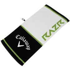Callaway Golf Tour Authentic RAZR Towel