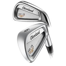 Cleveland Golf 588 Forged CB Iron Set