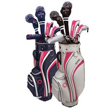 Cleveland Golf Bloom Max Complete Set for Women - 12 Piece