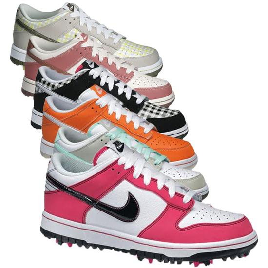 Nike Women's Ace White/ Charcoal Golf Shoes - Overstock Shopping