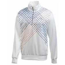 Puma Men's 1/4 Zip Argyle Popover