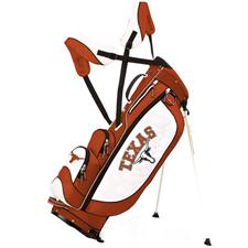 Sun Mountain Texas Longhorns Collegiate Licensed Three 5 Stand Bags