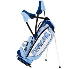 Sun Mountain North Carolina Tar Heels Collegiate Licensed Three 5 Stand Bags