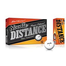 Taylor Made Noodle Distance Personalized Golf Balls