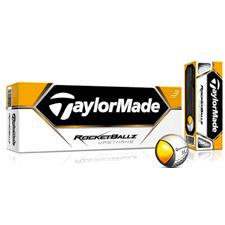 Taylor Made Rocketballz Urethane Personalized Golf Balls