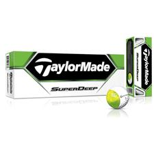 Taylor Made Superdeep Golf Balls