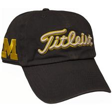 Titleist Michigan Wolverines Collegiate Golf Hats