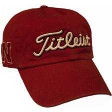 Titleist Nebraska Cornhuskers Collegiate Golf Hats