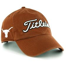 Titleist Texas Longhorns Collegiate Golf Hats
