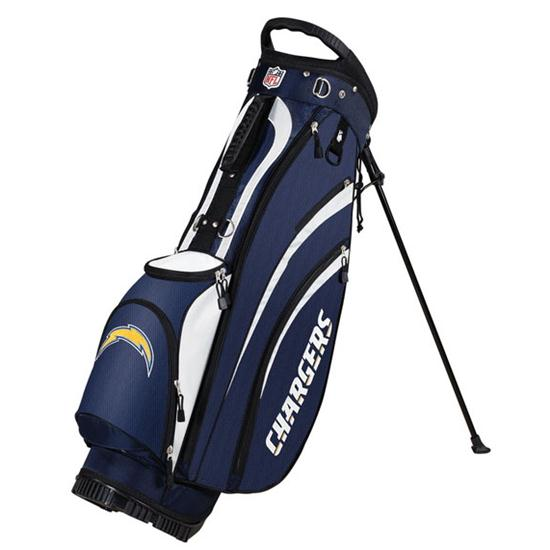 Wilson Nfl Carry Bag Golfballs Com