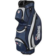 Wilson New England Patriots NFL Cart Bag