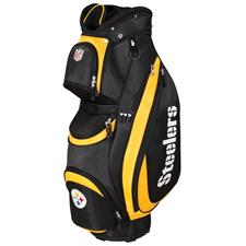 Wilson Pittsburgh Steelers NFL Cart Bag