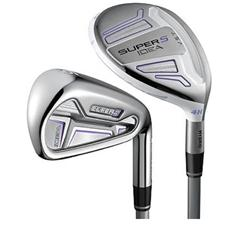 Adams Golf IDEA Super S Hybrid Iron Set for Women