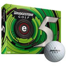 Bridgestone e5 Personalized Golf Balls