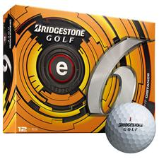 Bridgestone Custom Logo e6 Golf Balls