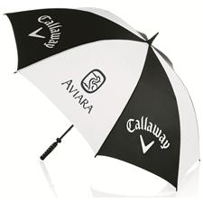 Callaway Golf Custom Logo 64 Inch Custom Umbrella