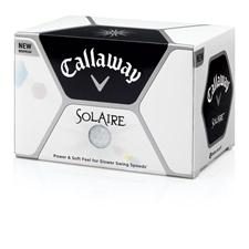 Callaway Golf Solaire Personalized Golf Balls - Prior Model