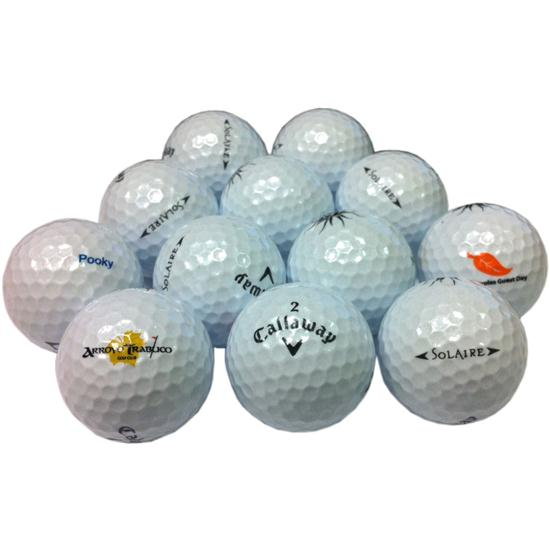 Callaway Golf Solaire Golf Balls