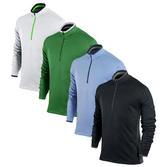 Nike Men's Dri-Fit Half-Zip Cover Up